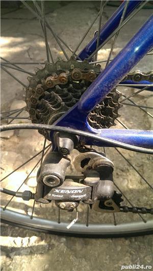 Bicicleta Cursiera Vitus Super Seven - imagine 9
