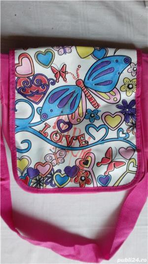 Vand geanta de umar Love - imagine 3