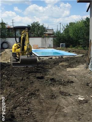 Miniexcavator de închiriat - imagine 7