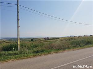 Teren 10000 MP Miroslava intravilan ( Valea Ursului )cu deschidere la DN 50 ml - imagine 7