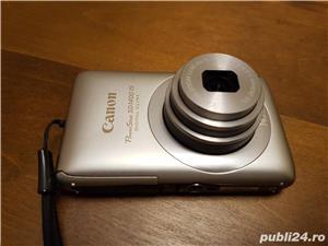 Camera digitala 14 megapixeli Canon powershot SD1400IS - REDUS - imagine 3
