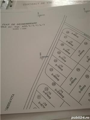 Vind teren 617 m² cu autorizatie de constructie Gearmata Vii aproape de Padurea Verde - imagine 2