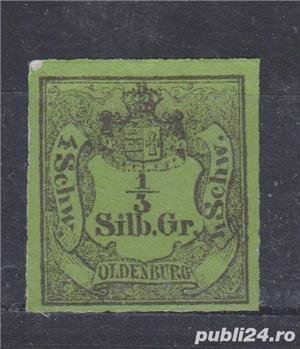 timbre Germania veche - imagine 1