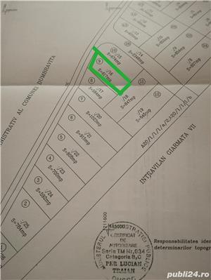 Vind teren 617 m² cu autorizatie de constructie Gearmata Vii aproape de Padurea Verde - imagine 5