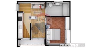 Apartament 2 camere | Design unic | Ansamblu modern - imagine 2