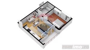 Apartament 2 camere | Design unic | Ansamblu modern - imagine 4