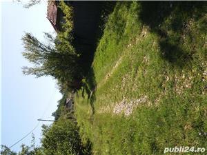 Vand loc de casa, 1900 mp, situtat jud Gorj, com Targu Logresti - imagine 1