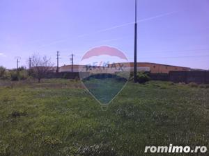 Teren de 5,000 mp Oradea - Zona Industriala Borsului - imagine 1