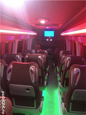 Închirieri microbuze / Transport persoane - imagine 6