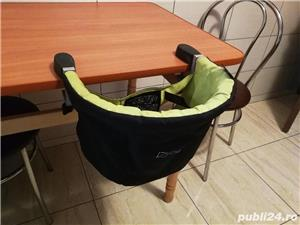 Mountain Buggy Pod - scaun mobil, suspendat cu prindere de masa, blat - imagine 10