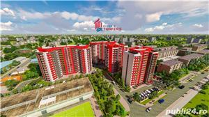 Apartament 2 camere decomandat, bloc nou, Tudor Vladimirescu - imagine 1