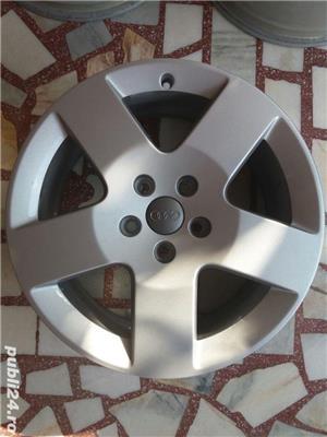 "Jante aliaj Audi 17"" - imagine 1"