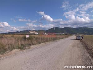 Ghimbav - teren pretabil constructii industriale - imagine 3