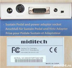MIDITECH MIDISTART 49 Master MIDI Controller - imagine 3