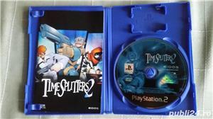 joc colectie playstation 2 , TIMESPLITTERS 2 , PS2 - imagine 2