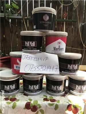 Tutun firicel sigilat etichetat la galetusa de 1 kg exact ca in poza .  - imagine 1
