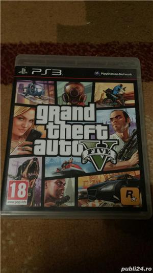 joc ps3 GTA 5 ,playstation 3 ,ca nou - imagine 1