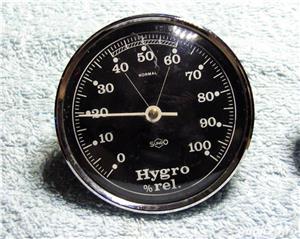 Set HigroMetru si Termometru SUNDO de panou - imagine 3