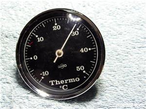 Set HigroMetru si Termometru SUNDO de panou - imagine 2