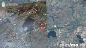 Teren arabil extravilan Zona Aeroport - imagine 3