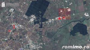 Teren arabil extravilan Zona Aeroport - imagine 1