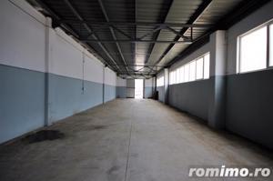 Hala  depozitare -350 mp. open space - imagine 2
