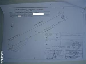 Parcela teren 1000 mp - zona Slava / Vivo Mall - imagine 1