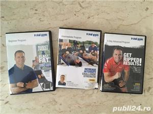 Total Gym Platinum Plus - Echipament Fitness - imagine 7