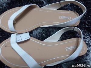 Sandale BERSHKA - imagine 1