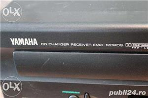 Yamaha emx-120 rds amplituner cd change - imagine 2