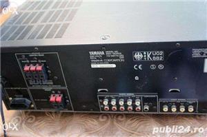 Yamaha emx-120 rds amplituner cd change - imagine 4