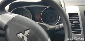 Mitsubishi Outlander II din 2007, motor 3.0 benzina FWD - imagine 4