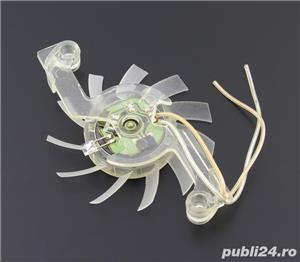 Ventilator 53mm, alimentare 5V DC - imagine 2