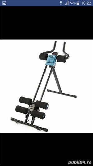 Ab generator aparat de fitness  - imagine 2