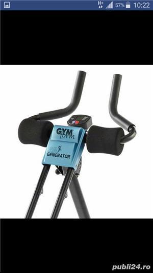 Ab generator aparat de fitness  - imagine 3