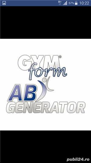 Ab generator aparat de fitness  - imagine 6