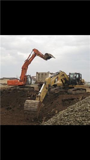 Ececut excavatii si evacuez pamantul - imagine 3
