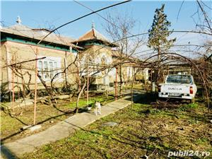 Vând casă cu teren de 6800m2, sat Iazurile județul Tulcea  - imagine 5