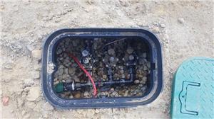 Amenajari spatii verzi,sisteme de irigare,drenaj gazon - imagine 30
