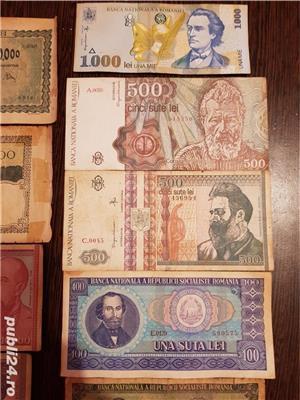Vand bancnote si monede vechi - imagine 2