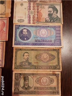 Vand bancnote si monede vechi - imagine 4