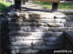 Scari si lucrari din piatra naturala - imagine 7