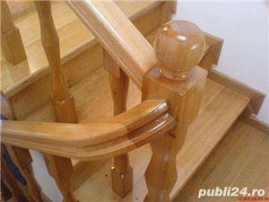 Scari din lemn masiv - imagine 5