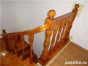 Scari din lemn masiv - imagine 7