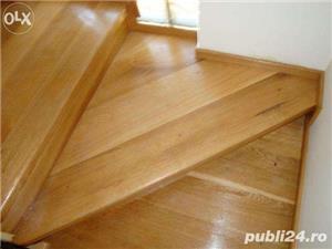 Scari interioare si lucrari din lemn - imagine 2