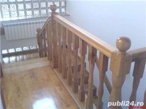 Scari interioare si lucrari din lemn - imagine 6