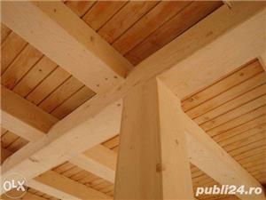 Scari interioare si lucrari din lemn - imagine 5