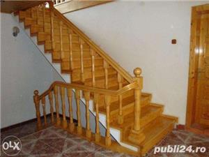 Scari interioare si lucrari din lemn - imagine 3