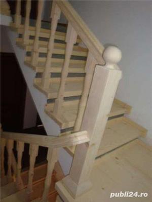 Scari din lemn masiv - imagine 12