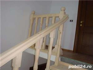 Scari din lemn masiv - imagine 13